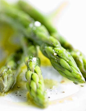 asparagi all'olio