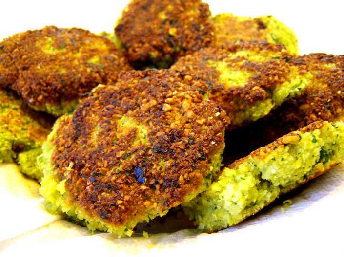 falafel frittelle di ceci