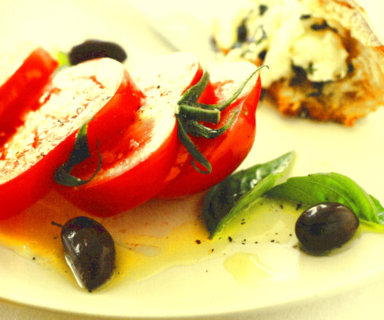 insalata di pomodori e olive 2