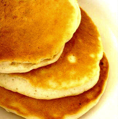pancake all'olio