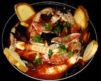 zuppa di pesce di Gallipoli